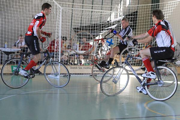 Sport Radball Internationales Radballpokalturnier der NLB