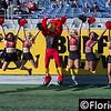 LSU 29 Louisville 9, Buffalo Wild Wings Bowl, Camping World Stadium, Orlando, 31st December 2016 (Photographer: Nigel G Worrall)