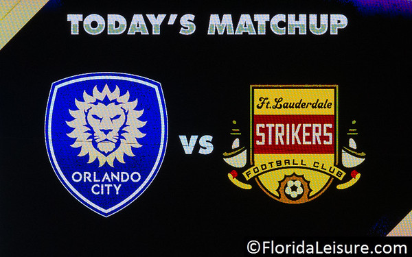 2016 US Open Cup - Orlando 1 Fort Lauderdale 2