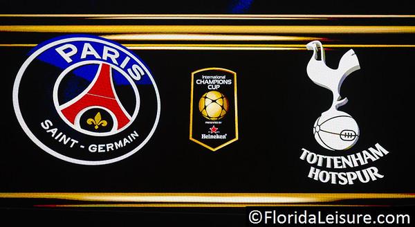 2017 International Champions Cup - PSG v Tottenham