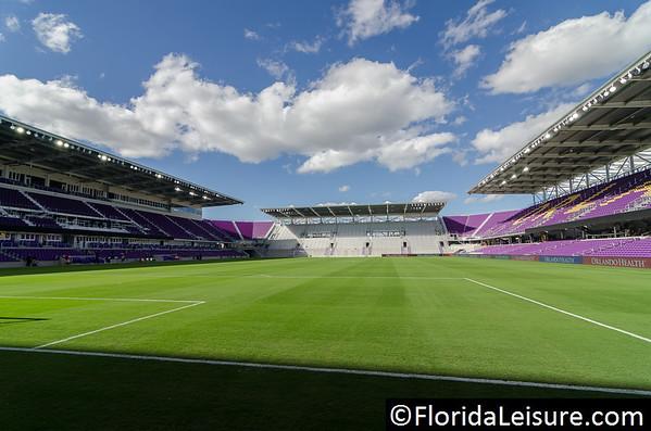 2017 MLS Pre Season Orlando 3 St. Louis 1