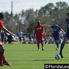 Orlando City Soccer vs Toronto FC Scrimmage, Champions Gate, Orlando, Florida - 19th February 2017 (Photographer: Nigel G Worrall)