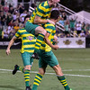 Tampa Bay Rowdies 3 FC Cincinatti 0, Al Lang Stadium, St. Petersburg, Florida - 22nd October 2017 (Photographer: Nigel G Worrall)