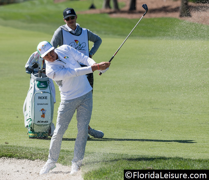 2019 Arnold Palmer Invitational, Bay Hill Club, Orlando, Florida - 7th March 2019 (Photographer: Nigel G Worrall)