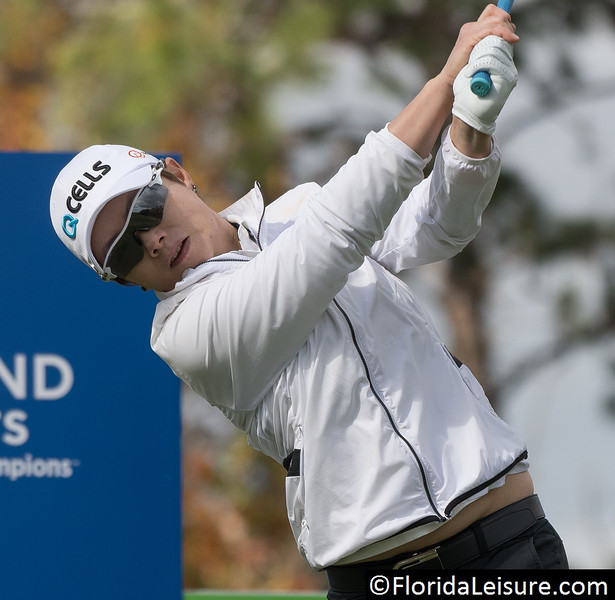 Eun-Hee Ji at 2019 Diamond Resorts Tournament of Champions, Tranquilo Golf Course, Lake Buena Vista, Florida - 17-20 January 2019 (Photographer: Nigel G Worrall)