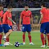 2019 MLS All-Stars 0 Atlético Madrid 3,Exploria Stadium, Orlando, Florida - 31st July 2019 (Photographer: Nigel G Worrall)