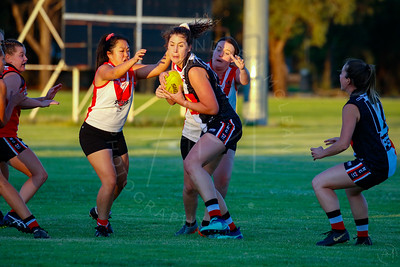 Round 3 - Griffith Swans v North Wagga