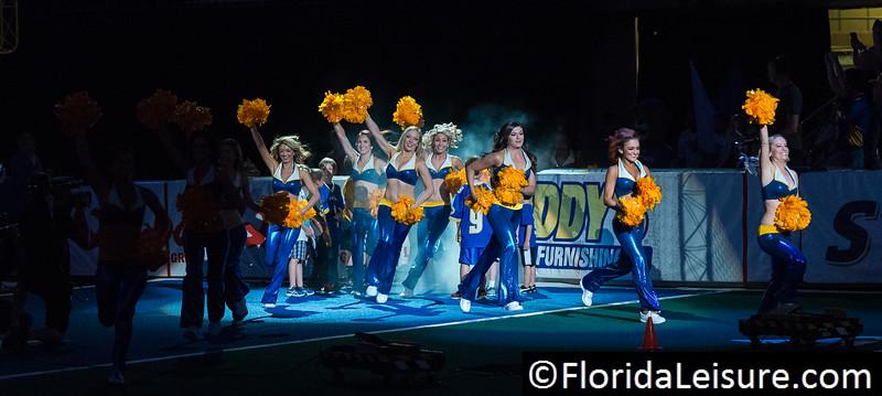AFL2016 - Tampa 34 Jacksonville 67