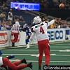Tampa Bay Storm 34 Jacksonville Sharks 67, Amalie Arena, Tampa, Florida - 11th June 2016 (Photographer: Nigel G Worrall)