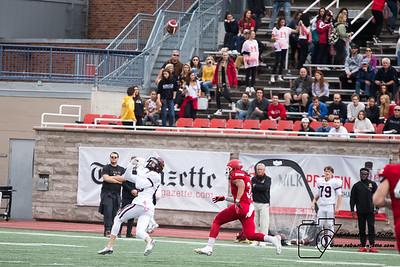 Redmen McGill vs Stingers Concordia 14-10-17