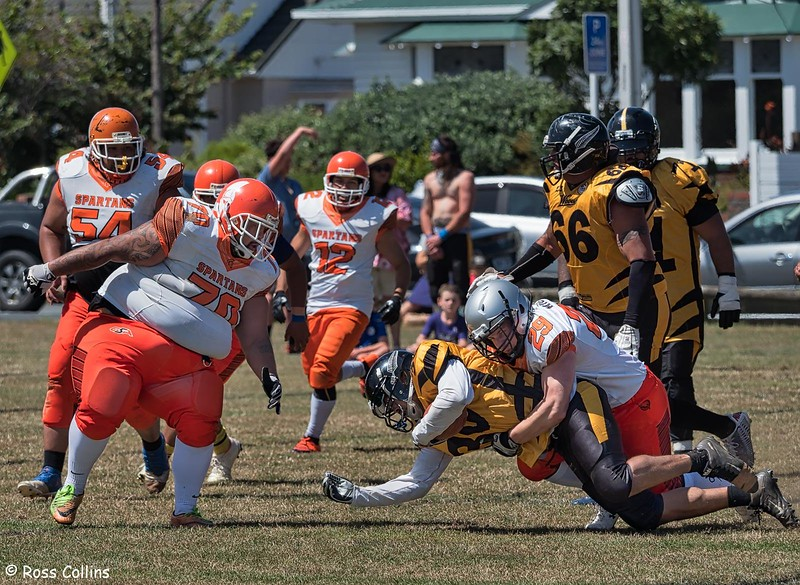 Wolves vs. Spartans, Crawford Green, Wellington, 2 February 2019