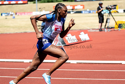 British Athletics Championships 2018, Day 1