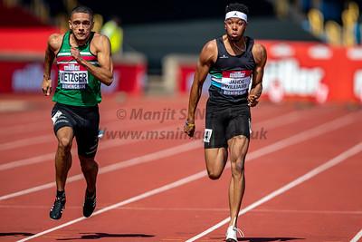 24th August 2019, British Athletics Championships, Day 1, Alexandra Stadium 24th August 2019, British Athletics Championships, Day 1, Alexandra Stadium