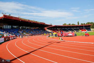 British Athletics Championships, Day 2, Alexandra Stadium