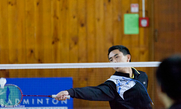 NZ U19 Badminton Championships 2012