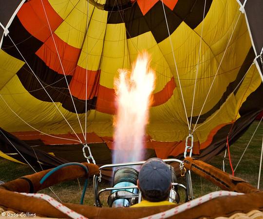 Wairarapa Balloon Fiesta 2008