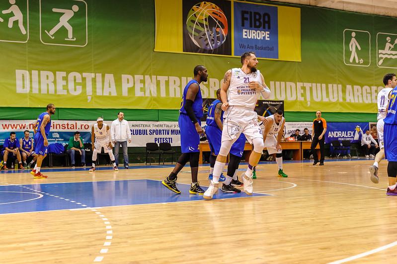 BCM U Pitești vs CSU Atlassib Sibiu