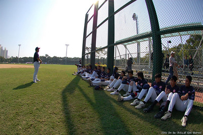 5th Zhujiang Cup 2006 Hong Kong Baseball Tournament 第五屆《珠江盃》香港2006棒球邀請賽