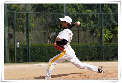 香港第七屆珠江盃棒球錦標賽 2010