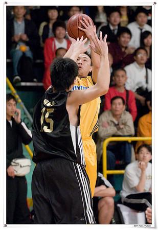 2008香港銀牌高級組籃球賽