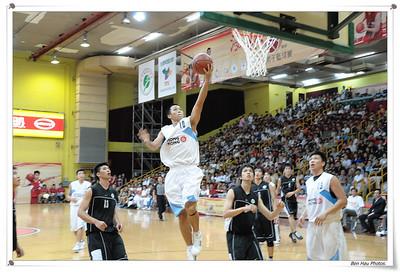 2008 海峽盃籃球賽