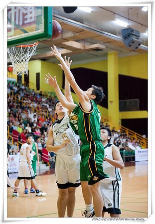 2009香港籃球聯賽-04/07/2009