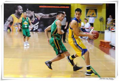 2009香港籃球聯賽-30/05/2009