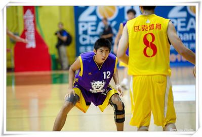 2010亞洲職業籃球挑戰賽