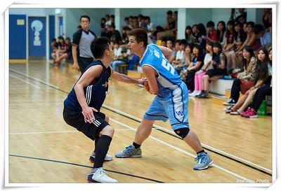 橫洲工業籃球邀請賽2012-08-11