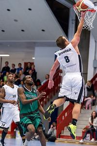 Basket: Nidaros Jets Basket - Ammerud Basket - BLNO Sesongen 2015-16