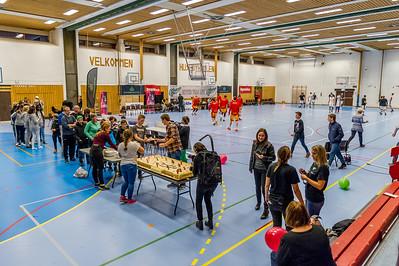 Nidaros Jets vs Frøya Basket