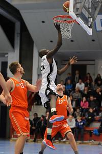 Nidaros Jets Basket vs Fyllingen Basket