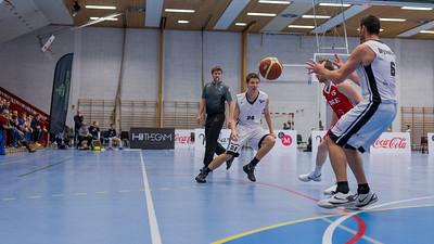 Basketball Nidaros Jets og Gimle Basket