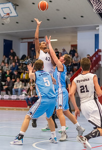 Nidaros Jets - Bærum Basket