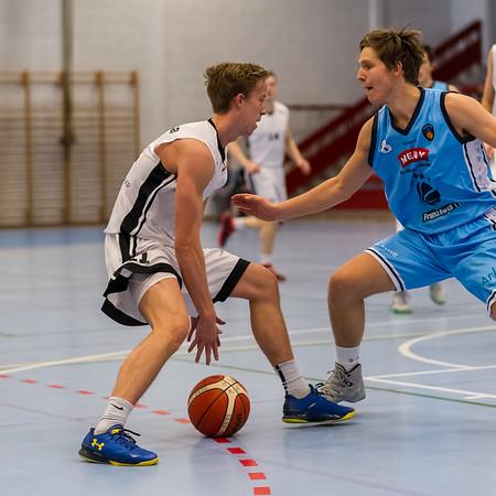 Nidaros Jets – Bærum Basket (22 okt 2016)