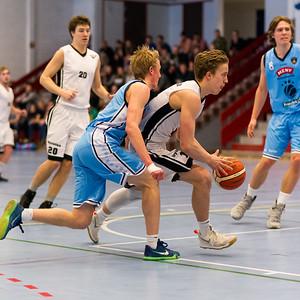Kvartfinal: Nidaros-Bærum