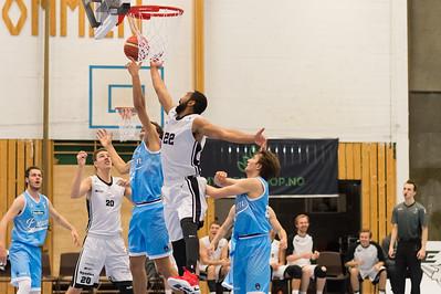 Basket: Nidaros Jets - Bærum Basket