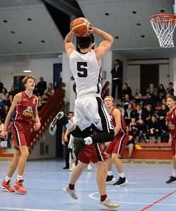 Basket: Nidaros Jets - Centrum Tigers