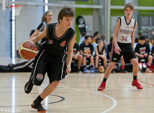 U15 National Championship, ASB Sports Centre, Wellington, 24-27 July 2013