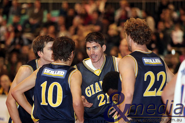 SBL Round Eleven: Goldfields Giants vs East Perth Eagles