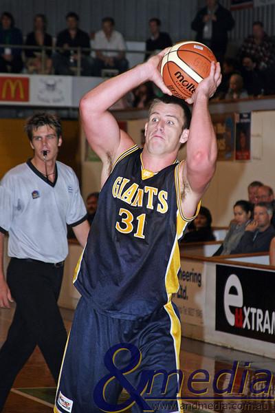 SBL Round Nine: Goldfields Giants vs Perth Redbacks