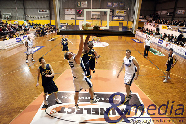SBL Round Nineteen: Goldfields Giants vs Willetton Tigers