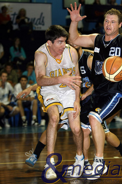 SBL Round Seven: Goldfields Giants @ Willetton Tigers