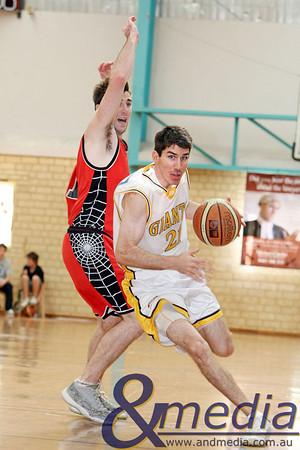 SBL Round Twelve: Goldfields Giants @ Perth Redbacks