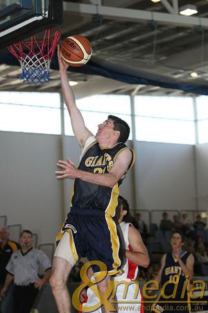 SBL Round Twelve: Goldfields Giants @ Southwest Slammers
