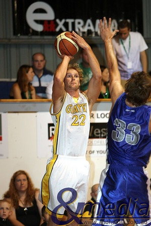 SBL Round Two: Goldfields Giants vs Perry Lakes Hawks