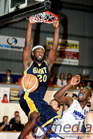 SBL Round Three: Goldfields Giants vs Perry Lakes Hawks