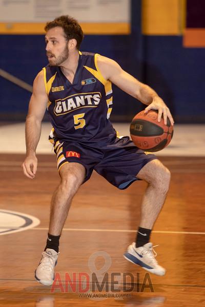 SBL Men: Round Seventeen - Goldfields Giants vs Joondalup Wolves