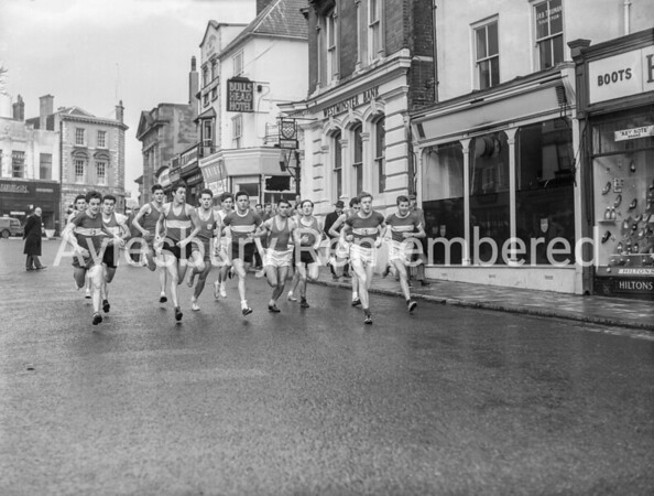 Boxing Day Road Race, 1959