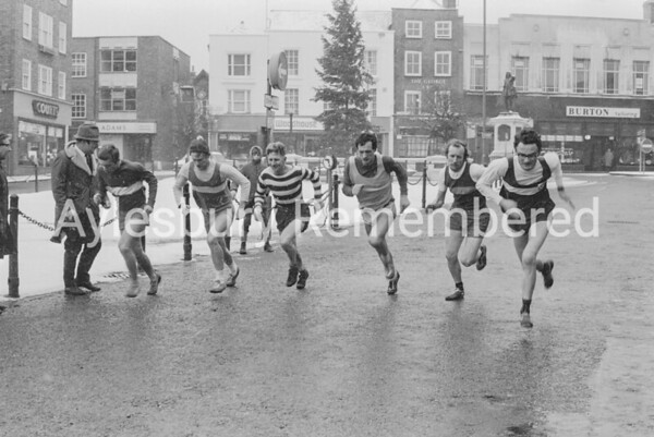 Boxing Day Road Race, 1970
